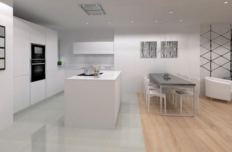 Diseño de Interiores para Vivienda Unifamiliar