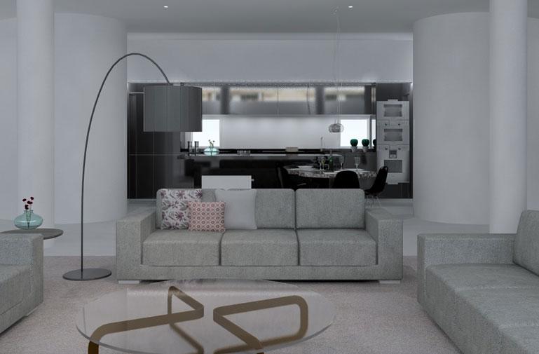 Interiorismo vivienda madrid