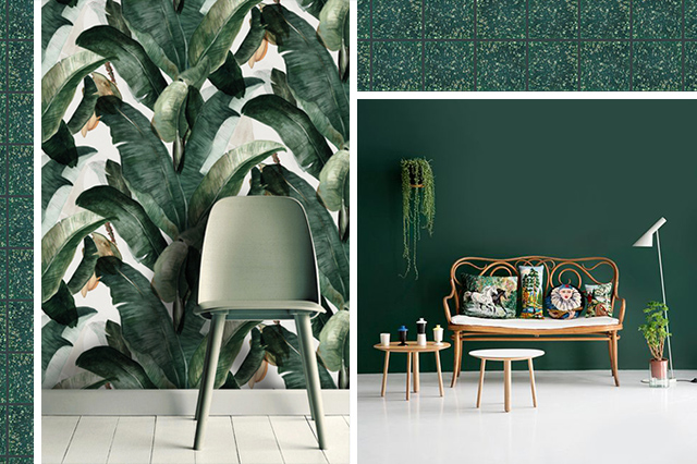 Tendencias en pinturas para paredes 2017 interiorismo dc for Tendencias pintura paredes 2017
