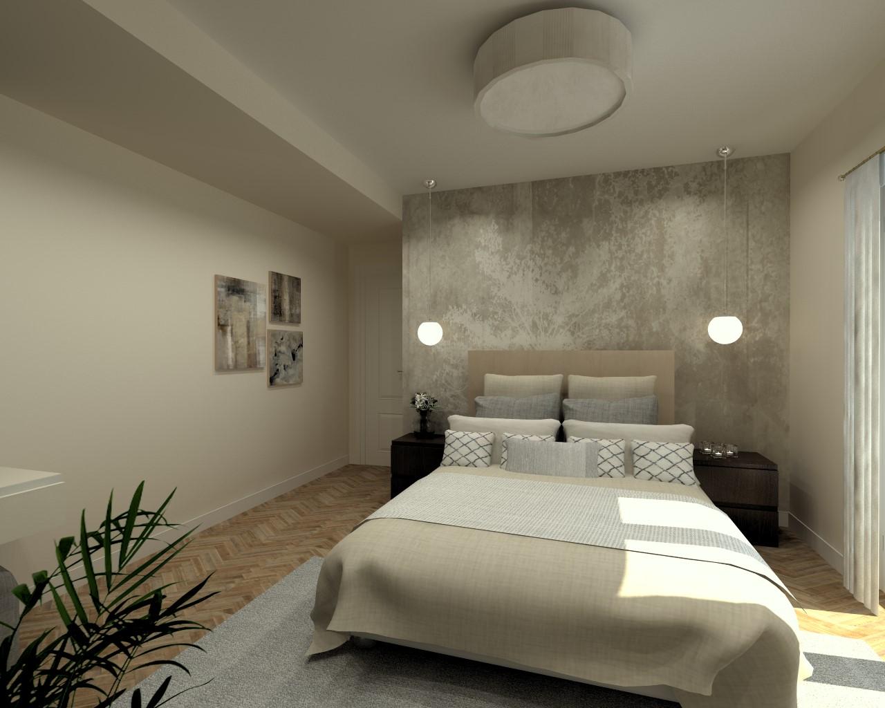 Dormitorio cl sico interiorismo dc dc - Interiorismo dormitorios ...
