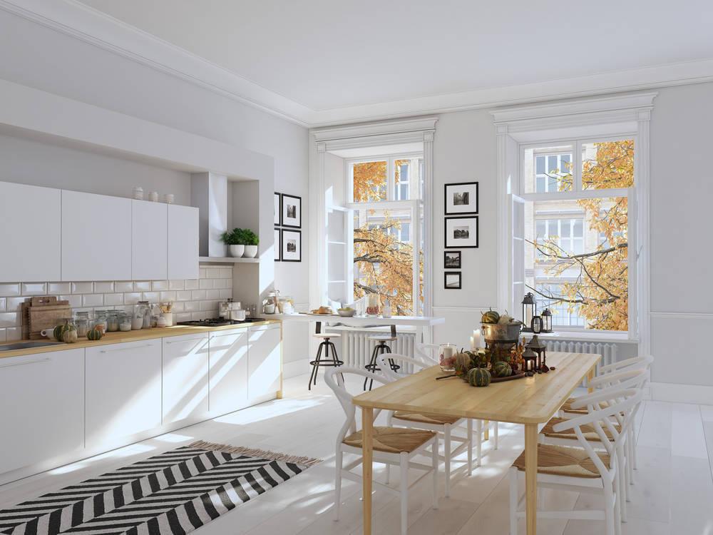 Cocinas: el nuevo centro de tu hogar