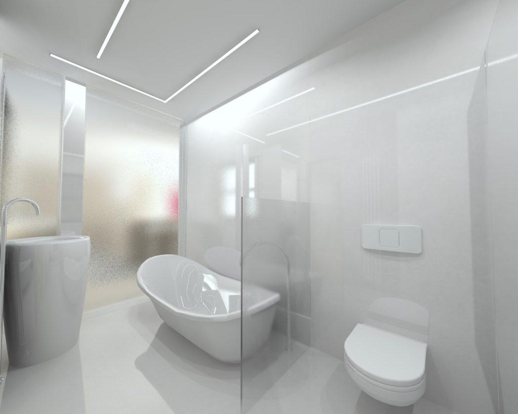 Atrayente ba o de dise o moderno y sofisticado interiorismo dc dc Interiorismo banos modernos